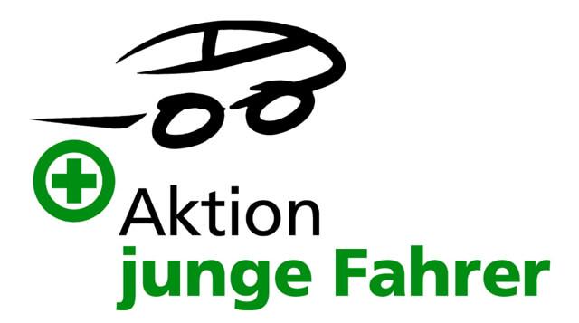 Logo Aktion junge Fahrer