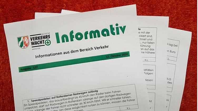 VW Münster, Informativ, Informationen aus dem Bereich Verkehr